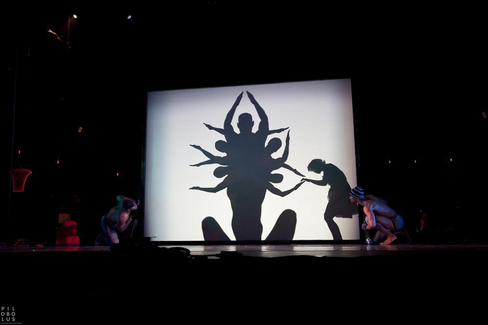 Как сделать большой театр теней своими руками