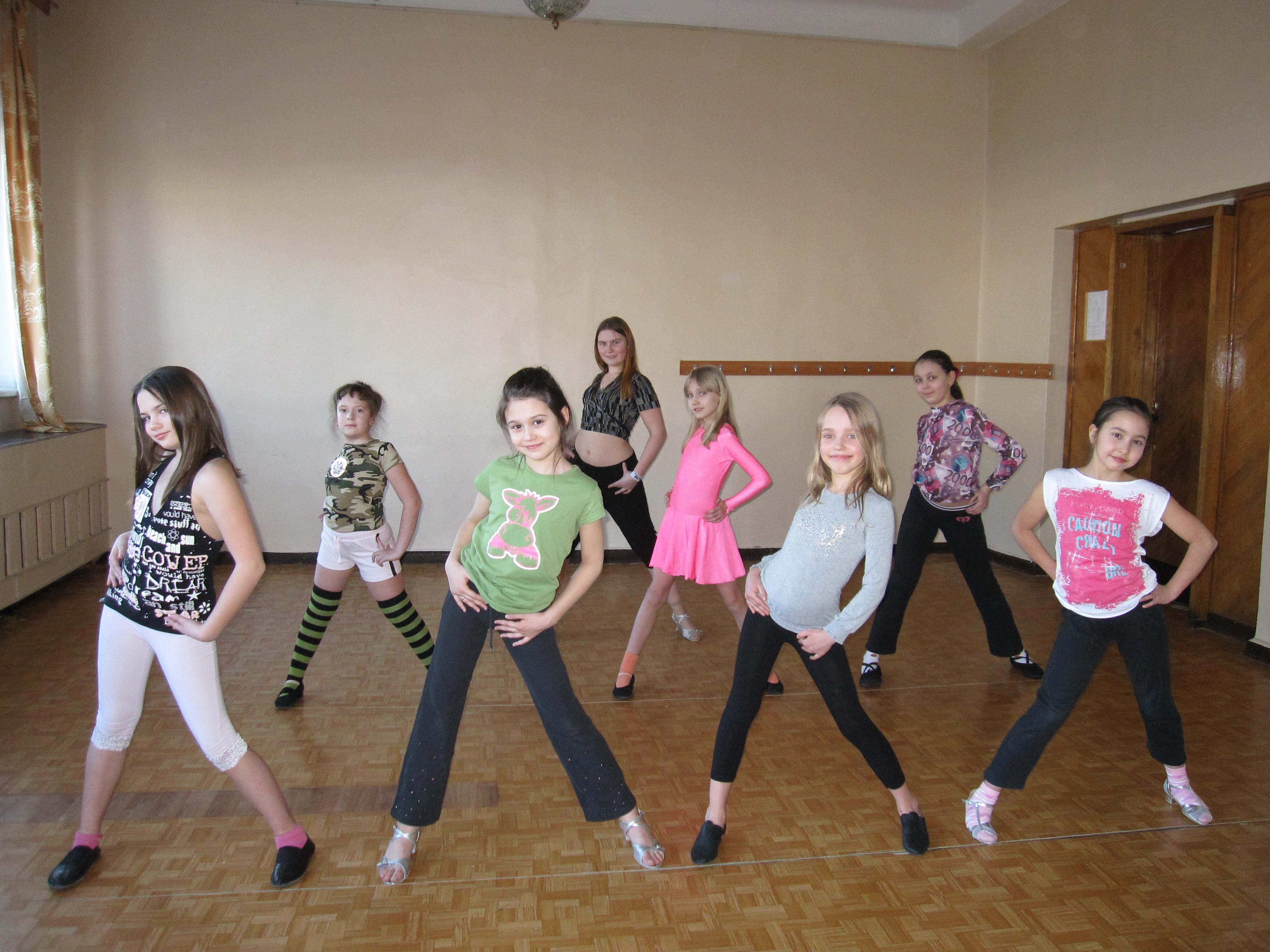 Флешмоб учимся танцевать для детей 2-3 класс